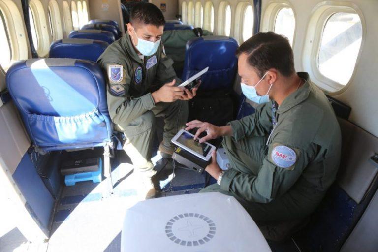 Suspenden búsqueda de Tomás: despejarán el área para uso de tecnología militar