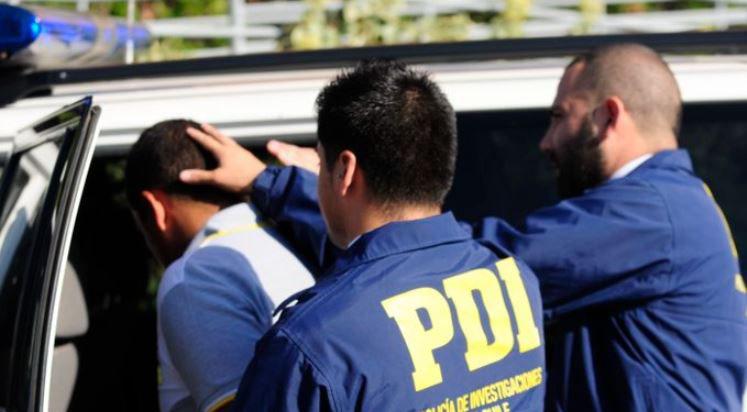 PDI detiene a dos personas por el homicidio de un hombre de 26 años en Penco