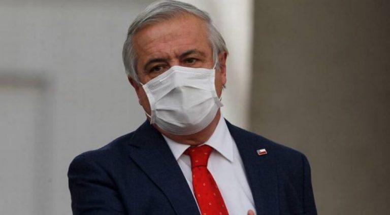 Mañalich y la pandemia en Chile: «Cuando vuelvan de vacaciones tendremos un rebrote»