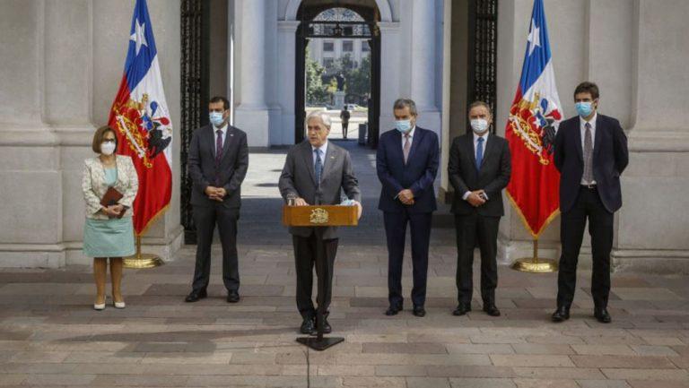 Piñera y reunión por violencia en la Macrozona Sur: idea de posible estado de sitio pierde fuerza