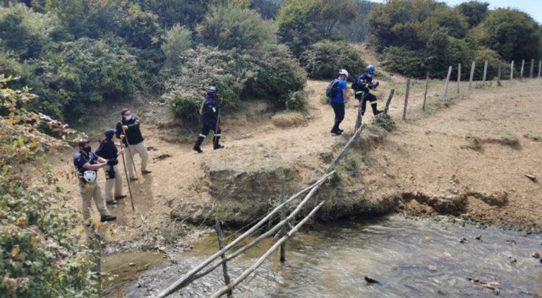 PDI encuentra cuerpo de un menor en zona cercana donde desapareció Tomás Bravo