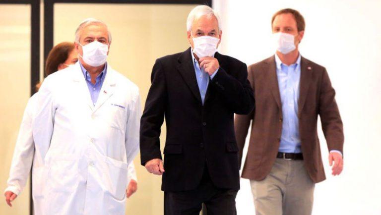 Justicia declara admisible querella por corrupción contra presidente Piñera, Mañalich y Zúñiga
