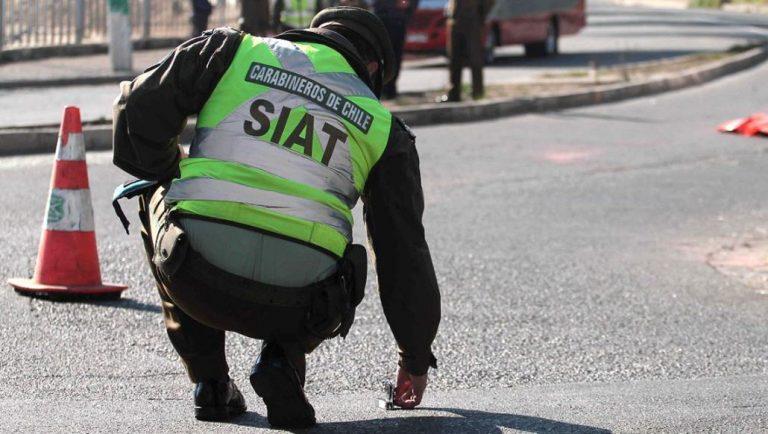 Sujeto provoca fatal accidente y se da a la fuga: menor de 7 años murió aplastada por semáforo