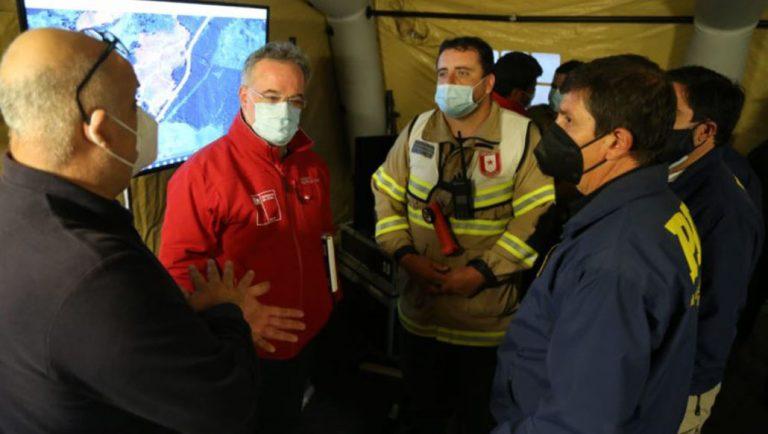 «No estamos satisfechos»: Bomberos de todo Chile se sumarán a la búsqueda de Tomás