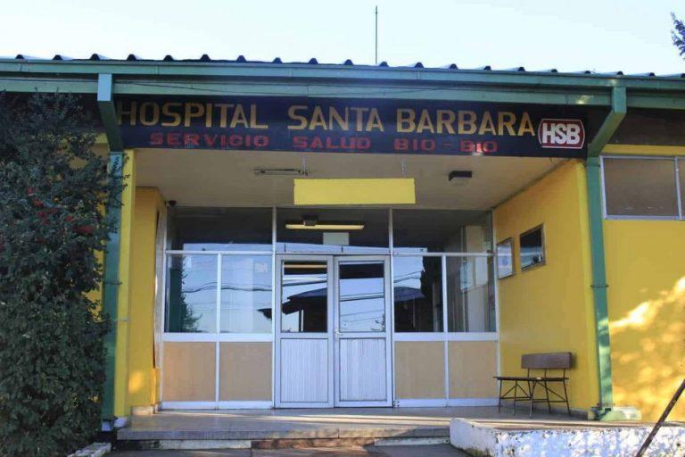 Minsal confirma variante de cepa brasileña en funcionaria del Hospital de Santa Bárbara que viajó a ese país