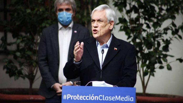 «Exceso de requisitos»: diputados RN piden reunión con Piñera por 'trabas' del Bono Clase Media