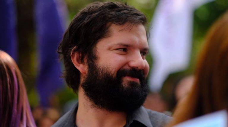 Es oficial: Gabriel Boric fue proclamado candidato presidencial por Convergencia Social