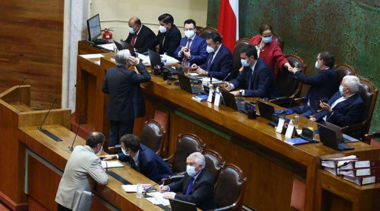 Cámara aprueba pedido de Piñera: extensión del Estado de Catástrofe se discutirá en el Senado