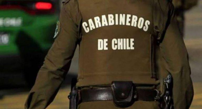 Balean a pareja del Biobío en Santiago para robarles un millón: hombre está en riesgo vital