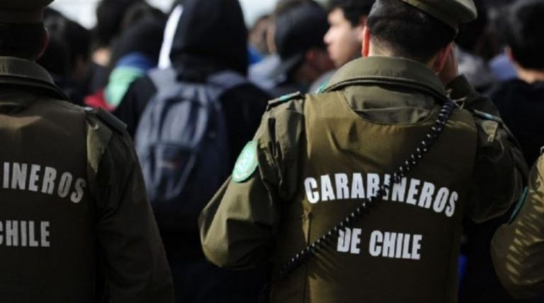 Carabineros de Concepción atropellaron a un joven y falsearon el parte policial para inculparlo
