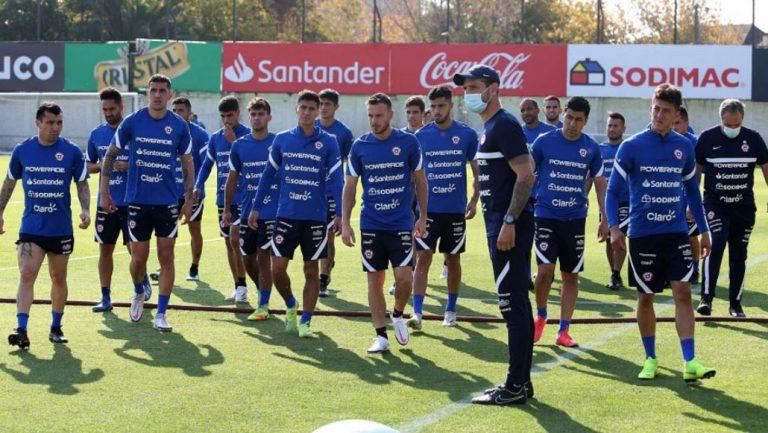 Se acabó la espera: esta es la formación que prepara Lasarte para su debut en La Roja