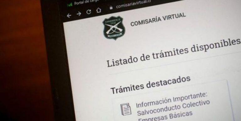 En el peor momento: usuarios reportan problemas para sacar permisos de la Comisaría Virtual