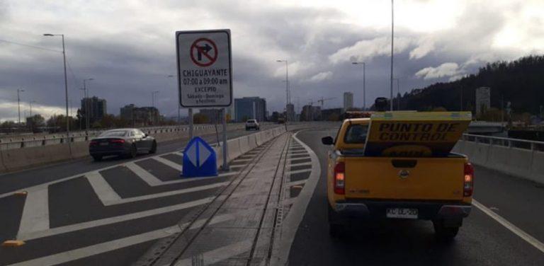 Para reducir la movilidad: anuncian once nuevos puntos de control para el Gran Concepción