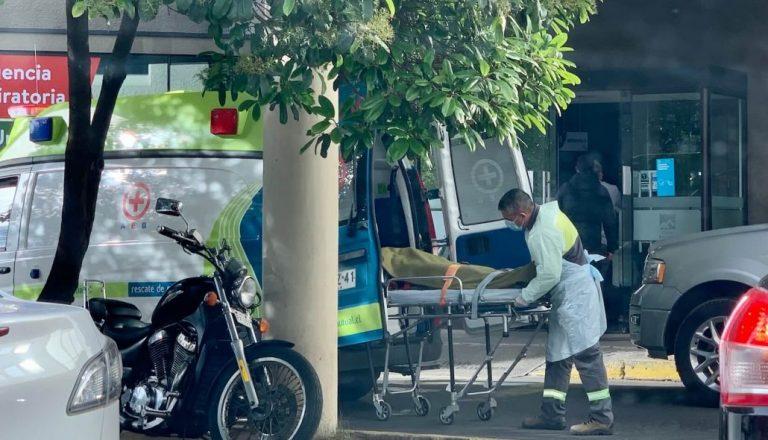 Hospital y Clínica de Los Ángeles a su máxima capacidad: «Estamos bien complicados»