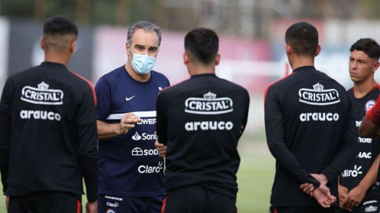 Con varias sorpresas: ANFP publicó la nómina para el debut de Lasarte al mando de La Roja