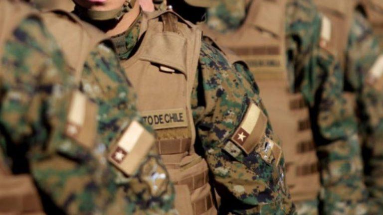 Descubren fiesta clandestina en Angol: 14 militares fueron detenidos