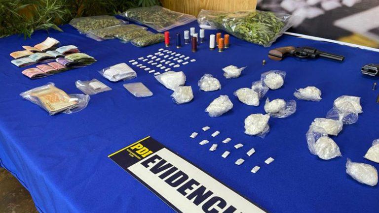 Detienen a clan familiar dedicado al tráfico de drogas en Cañete: más de 8 mil dosis fueron decomisadas