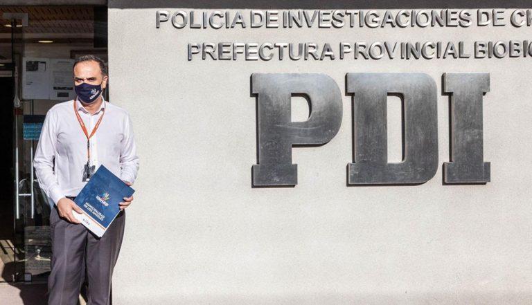 Los Ángeles: presentan denuncia a la PDI por venta de licencias falsas en Redes Sociales