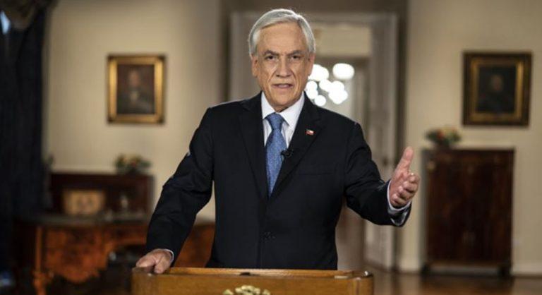 Piñera adelanta acudir al TC por el Tercer Retiro: «Vamos a defender la constitución»