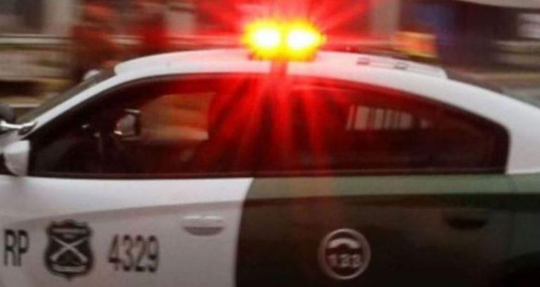 Sujeto domiciliado en Los Ángeles fue detenido por transitar en auto con encargo vigente en Mulchén