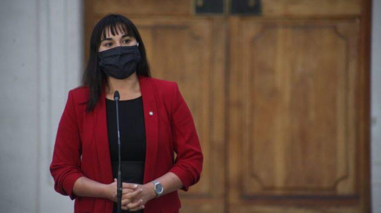 Izkia Siches se disculpa tras calificar al Gobierno de infelices, pero acusa 'compromisos incumplidos'