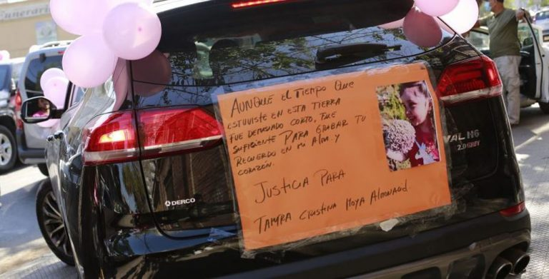 Padre de menor asesinada en encerrona exige a Piñera volver a discutir la pena de muerte