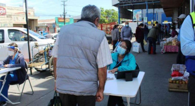 Los Ángeles: este lunes se realizarán tomas de exámenes PCR gratuitos