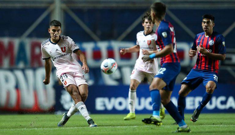 Otro eliminado: U. de Chile se despide de Copa Libertadores tras caer ante San Lorenzo