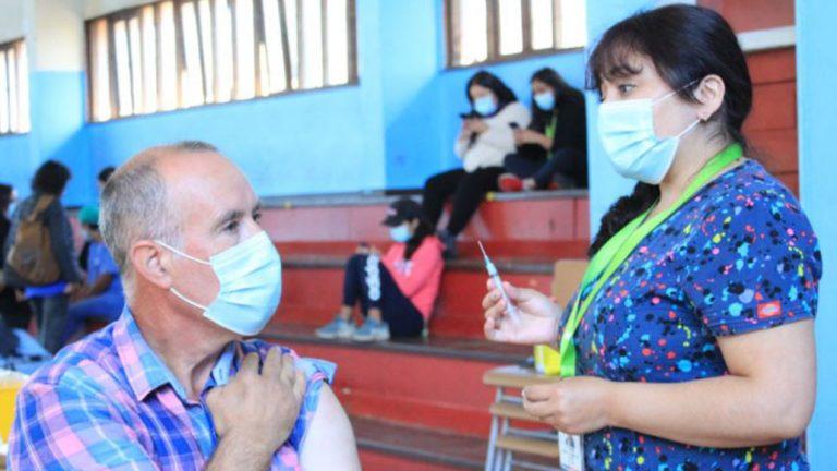 Covid-19 en Chile: revisa el calendario de vacunación para esta semana