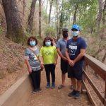 Con respeto de aforos y protocolos sanitarios la temporada estival del Parque Angostura recibió 58 mil visitantes