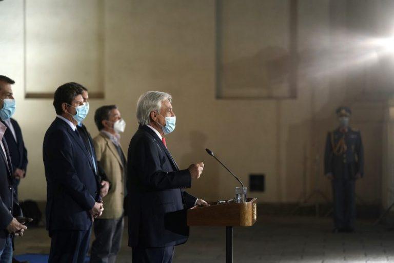 Presidente presenta su propio proyecto de 3er retiro del 10%