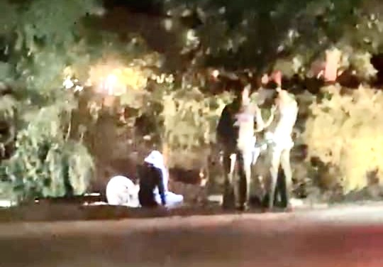 Los Ángeles: Mujer resulta lesionada en accidente camino a Cerro Colorado