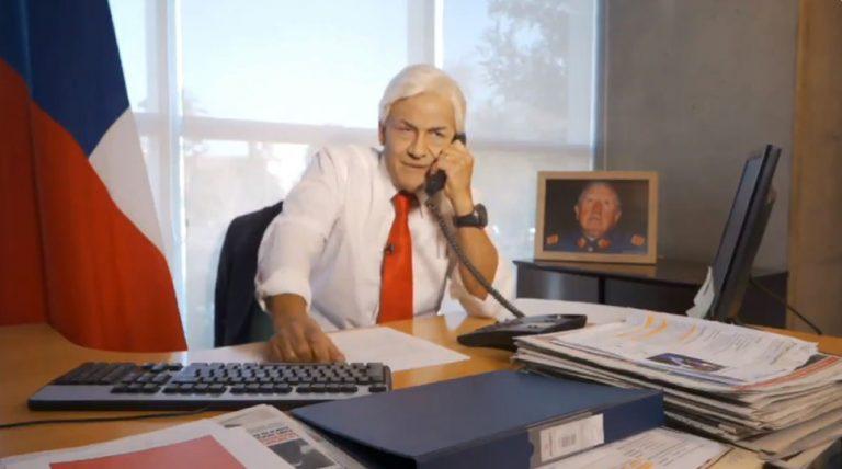 Nuevo 'golpe' de La Red a Piñera: le dedicaron jocosa imitación tras polémicos llamados de La Moneda