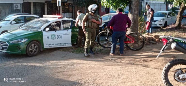 Trabajador del Colegio Don Orione permitió captura de delincuente