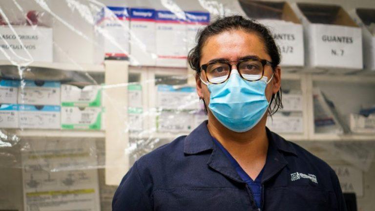 La milagrosa recuperación del enfermero del Hospital de Los Ángeles