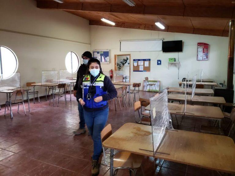 Brote en una constructora de Los Ángeles deja 56 casos de coronavirus