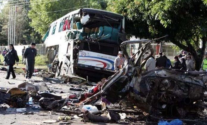 accidente haití deja 21 muertos y más de una treintena de heridos