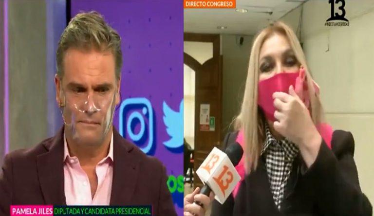 «El insulto es el negocio de Pamela»: el 'descargo' de Amaro tras tenso cruce en vivo con Jiles