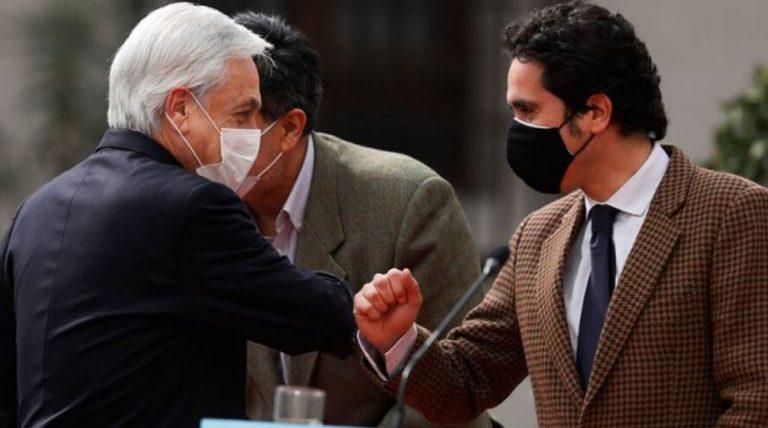 Briones 'no se dio vuelta la chaqueta': candidato Evópoli tampoco apoya Tercer Retiro de Piñera