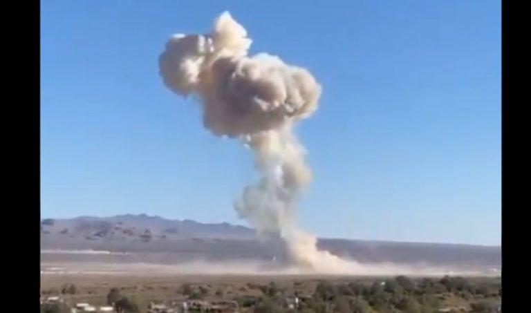 Enorme explosión en planta de ácido de Calama remeció la ciudad: sector está acordonado
