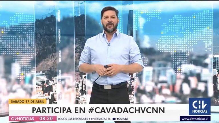 Particular inicio de nuevo programa de Rafael Cavada enciende la red: «Bienvenides»