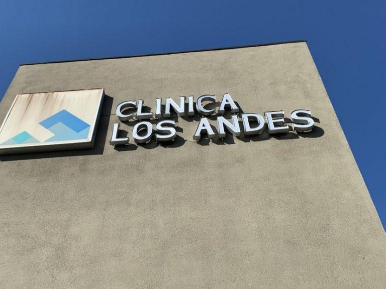 Covid: Clínica Los Andes está al 100% y el Hospital al 95,5%