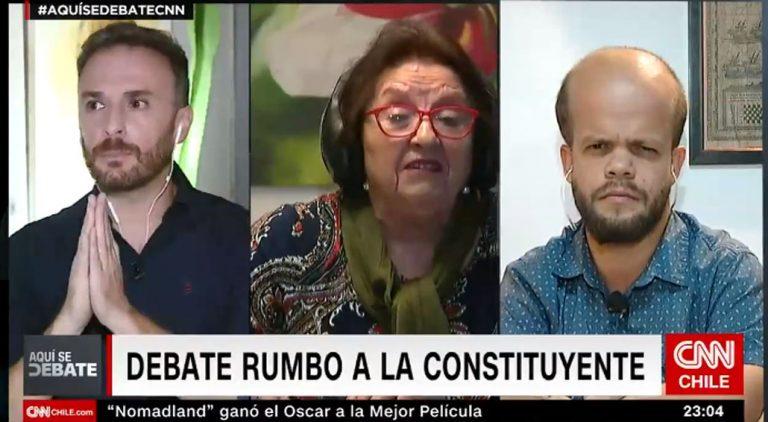 «Vienen a parir aquí porque les sale gratis»: Dra. Cordero se llenó de críticas en pleno debate sobre migrantes