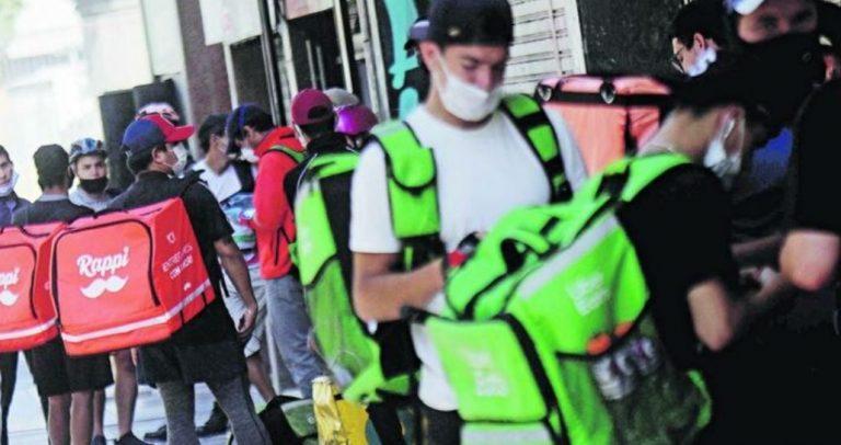 Gobierno habilita permiso para trabajadores de delivery: revisa en qué consiste