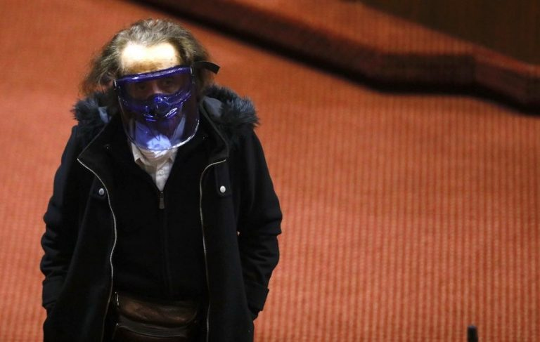 Diputado Florcita Motuda es detenido: No tenía permisos ni documentos del auto