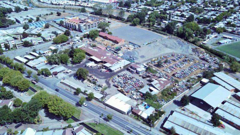 Los Ángeles: Municipalidad entrega terreno para el nuevo hospital
