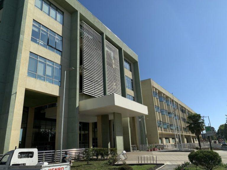 Delincuentes robaron y orinaron en oficinas del Hospital de Los Ángeles