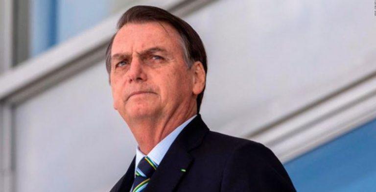 Bolsonaro y pedidos de destitución: «Sólo Dios me saca de la silla presidencial»