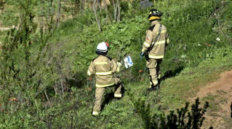 Menor de 12 años fue encontrado muerto al interior de un pozo en Longaví