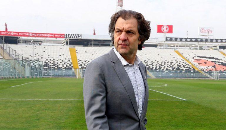 Se va de Colo Colo: afirman que Aníbal Mosa venderá sus acciones de Blanco y Negro
